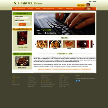 Niruskitchen.com thumbnail