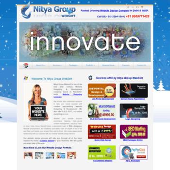 Nityagroup.co.in thumbnail