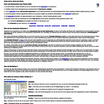 nodes-dat de at WI  nodes dat - nodes for emule kad and overnet