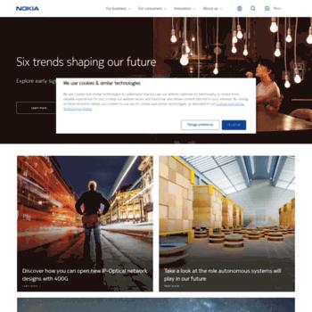Nokia.cz thumbnail