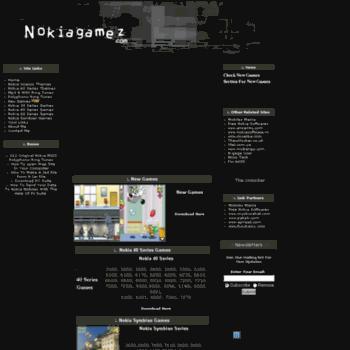 nokiagamez com at WI  Nokia Games - Nokia Game,Free Mobile
