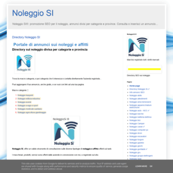 Noleggiosi.it thumbnail