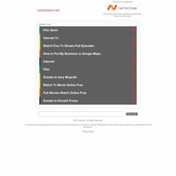 nontonsemi net at WI  Nonton Semi Online - Film Semi XXI -Layar Kaca