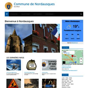 Nordausques.fr thumbnail