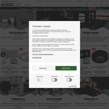 Nordic-led.no thumbnail