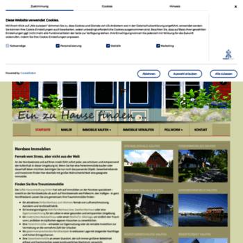 Nordsee-immobilien-pellworm.de thumbnail