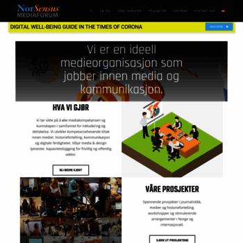 Norsensus.no thumbnail