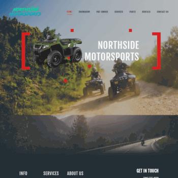 Northsidemotorsports.ca thumbnail