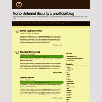 Nortoninternetsecurity.cc thumbnail