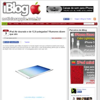 Noticiasapple.com.br thumbnail
