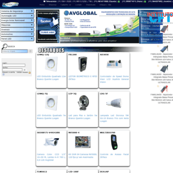 Novacell.com.br thumbnail