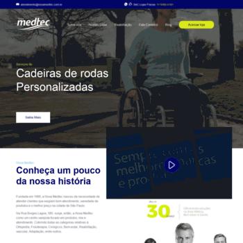 Novamedtec.com.br thumbnail