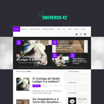 Novonerd.com.br thumbnail