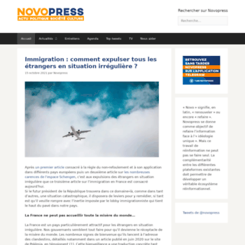 Novopress.info thumbnail