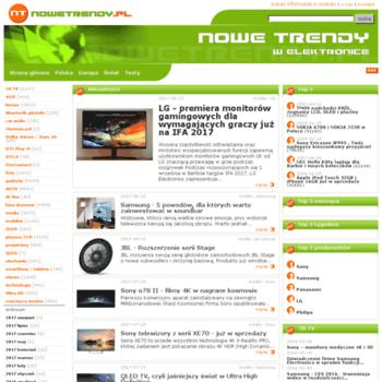 Nowetrendy.pl thumbnail