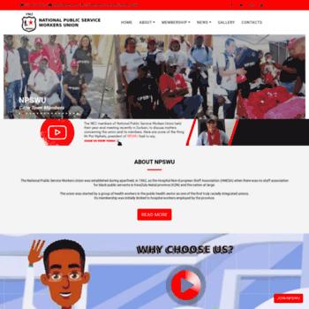 Npswu.org thumbnail