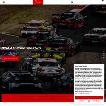 Nuerburgring.de thumbnail