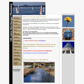 Nuernberger-photoklub.de thumbnail