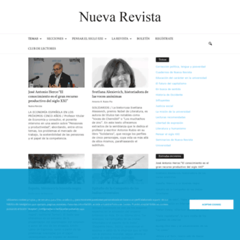 Nuevarevista.net thumbnail