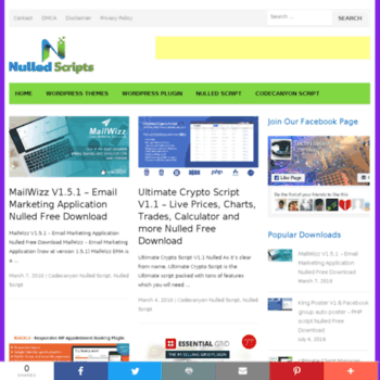 nulled script download