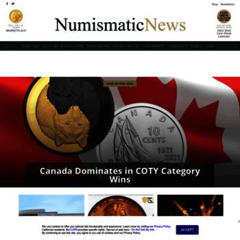 Numismaticnews.net thumbnail