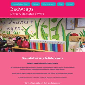 Nurseryradiatorcovers.co.uk thumbnail