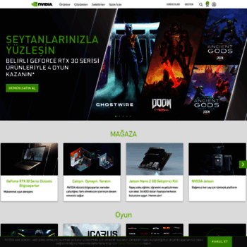 Nvidia.com.tr thumbnail