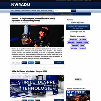 Nwradu.ro thumbnail