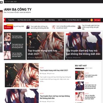 Nxbgd.com.vn thumbnail