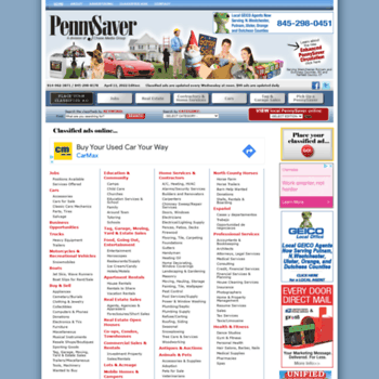 nypennysaver com at WI  NYPennySaver com Online Classified Ads