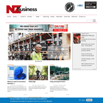 Nzbusiness.co.nz thumbnail