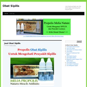 Obatsipilis.net thumbnail