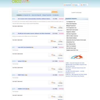 obd2vip com at WI  Free Download Auto Diagnostic OBD2 scanner
