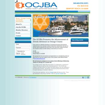 Ocjba.org thumbnail