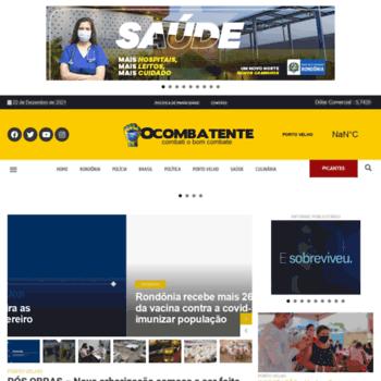Ocombatente.com.br thumbnail