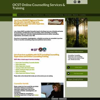 Ocst.co.uk thumbnail