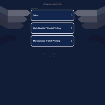 octopusmerch.com at WI. Camisetas baratas personaliadas - Impresión ... 217acdfafb3f4