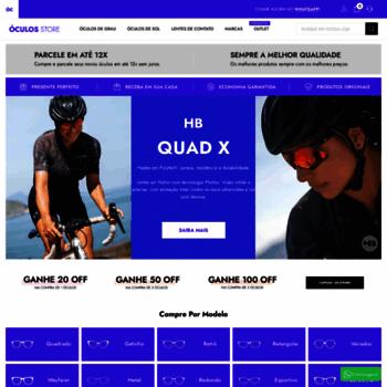 Oculosstore.com.br thumbnail