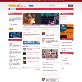 Odiamusic.com thumbnail