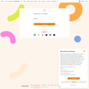 Odnoklassniki.ua thumbnail