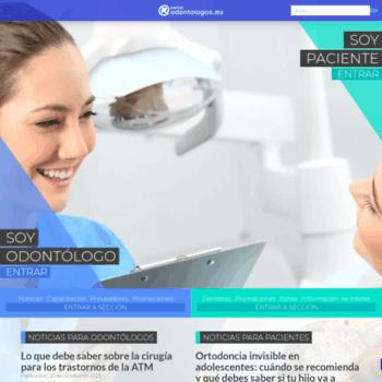 Odontologos.mx thumbnail