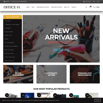 Office1stationery.in thumbnail