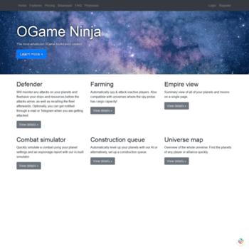 Ogame.ninja thumbnail
