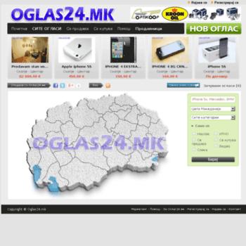 Oglas24.mk thumbnail