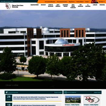 Oidb.osmaniye.edu.tr thumbnail