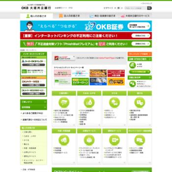 Okb.co.jp thumbnail