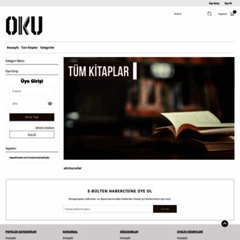 Oku.com.tr thumbnail