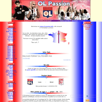 Ol-passion.info thumbnail