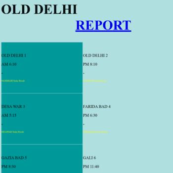 Olddelhi.online thumbnail