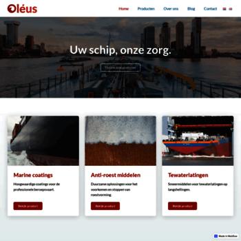 Oleus.nl thumbnail